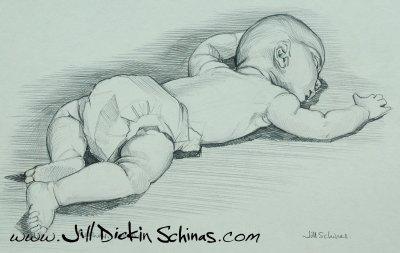 Jill Dickin Schinas » Art Gallery